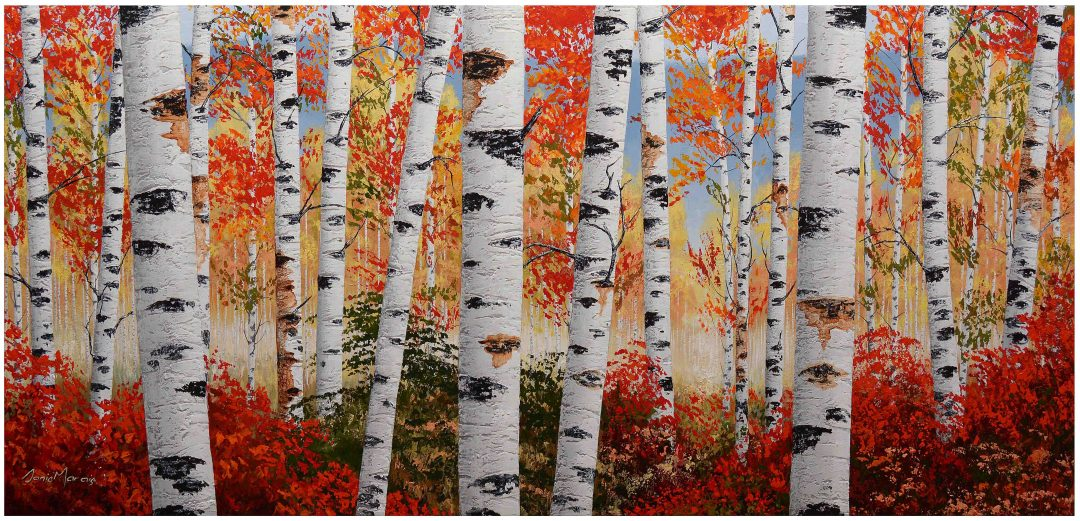 Autumn Birch 2