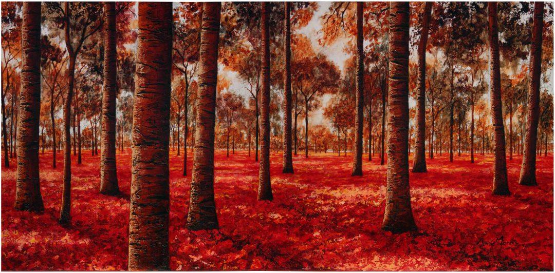 Autumn Birch 3